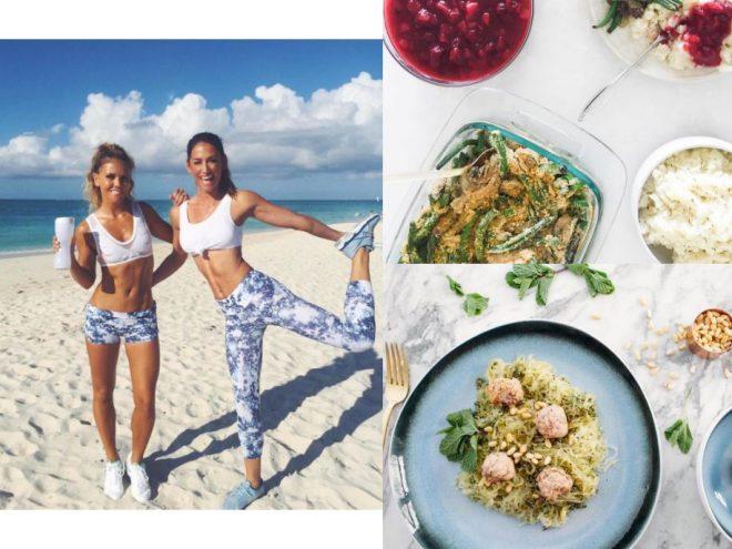 Thăm tài khoản Instagram của các chuyên gia fitness nổi tiếng
