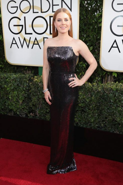 Amy Adams trong thiết kế của Tom Ford