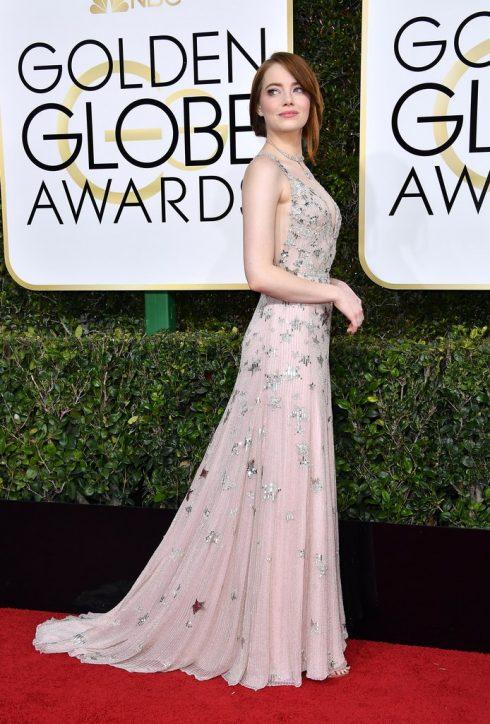 Emma Stone trong thiết kế của Valentino