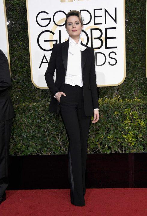 Evan Rachel Wood trong thiết kế của Altuzarra