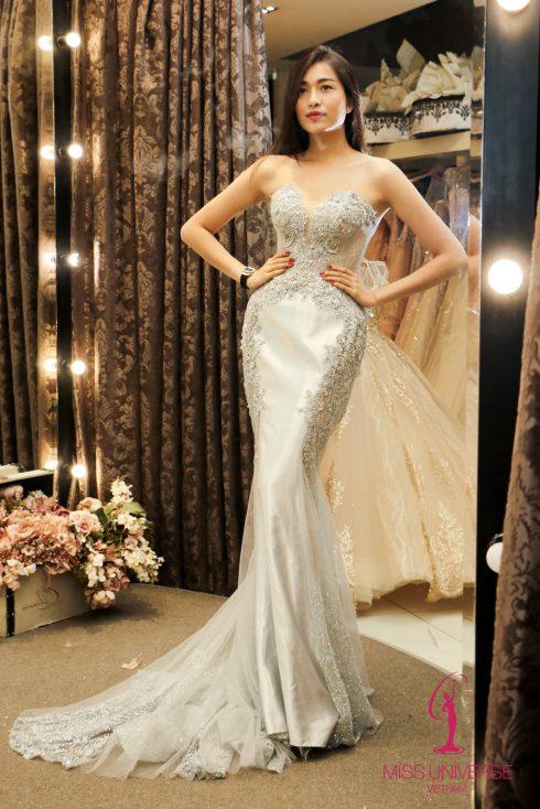 Lệ Hằng đã sẵn sàng chinh chiến tại Miss Universe 2016 ELLE VN