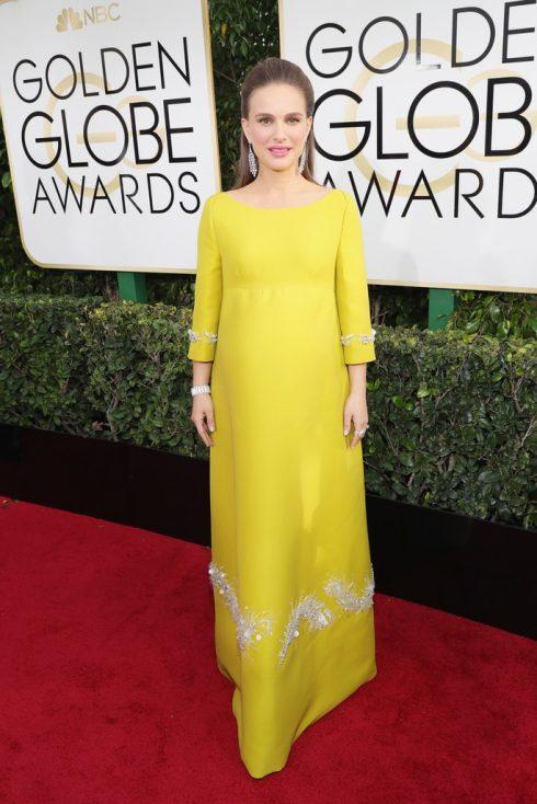 Natalie Portman trong thiết kế của Prada