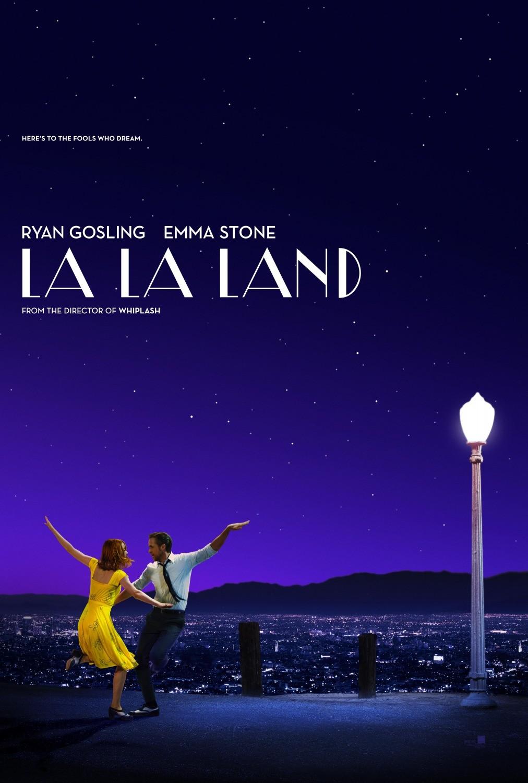Phim thắng Quả Cầu Vàng 2017 La La Land.