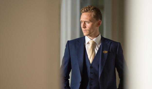 Nam diễn viên đoạt giải Quả Cầu Vàng 2017, Tom Hiddleston.