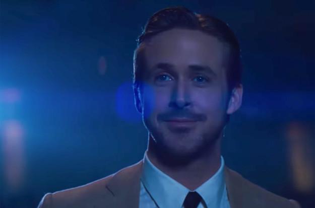 Nam diễn viên đoạt giải Quả Cầu Vàng 2017. Ryan Gosling.