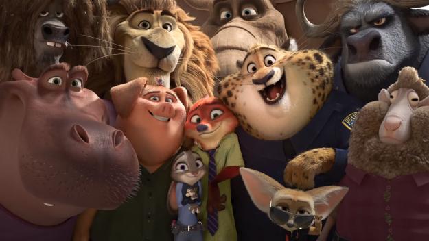 Phim hoạt hình đoạt giải Quả Cầu Vàng 2017.