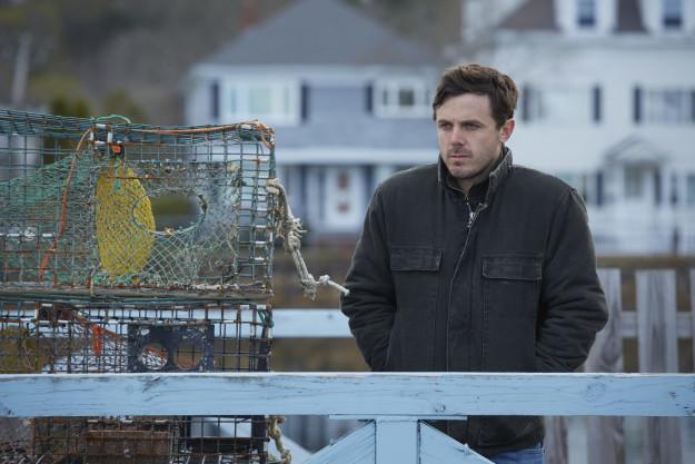 Nam diễn viên đoạt giải Quả Cầu Vàng, Casey Affleck.