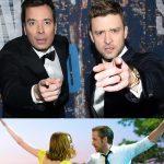 "Khi Justin Timberlake & Jimmy Fallon mới là ""cặp đôi chính"" của La La Land"
