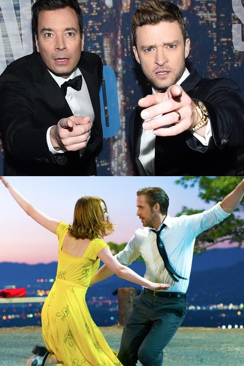 Khi Justin Timberlake & Jimmy Fallon mới là