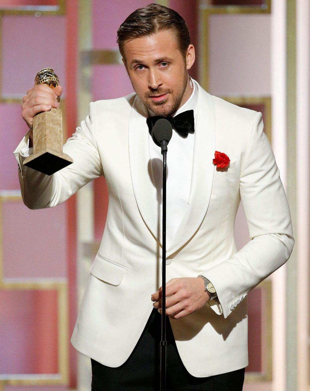 Diễn viên đạt giải Quả Cầu Vàng Ryan Gosling - 01