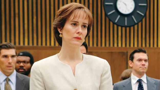 Diễn viên đạt giải Quả Cầu Vàng Sarah Paulson - 02