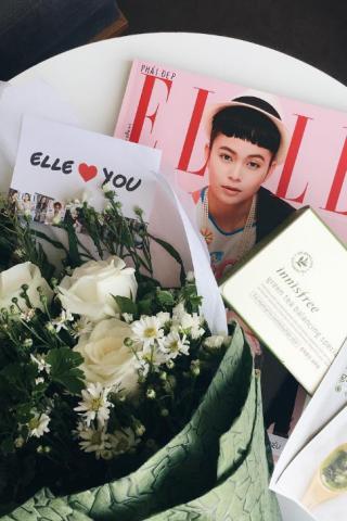 instagram@mailovesbeauty - Quà từ ELLE Beauty Awards 2016