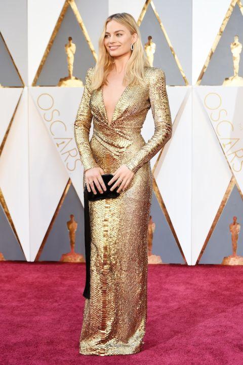Trong thiết kế tinh tế, quyến rũ của Tom Ford tại Academy Awards 2016