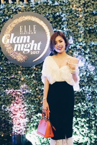instagram@iamgauzoan - ELLE Vietnam Glam Night 2017
