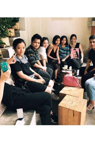 instagram@manhbi - Cafe với ELLE Vietnam