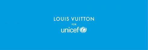 Cái bắt tay của nhãn hiệu thời trang nổi tiếng Louis Vuitton và Quỹ nhi đồng Liên hợp quốc – Unicef