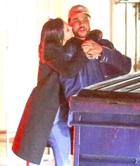 Selena Gomez lộ ảnh hẹn hò với The Weeknd 5
