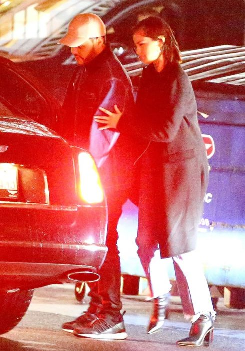 Selena Gomez lộ ảnh hẹn hò với The Weeknd 6
