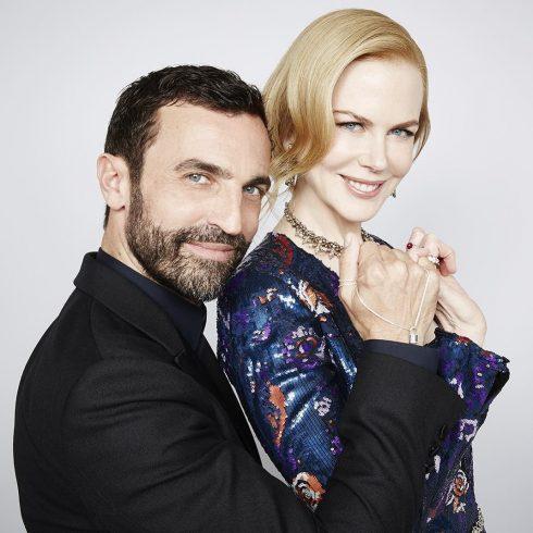giamdocsangtaoNicolas Ghesquiere va dien vien Nicole Kidman