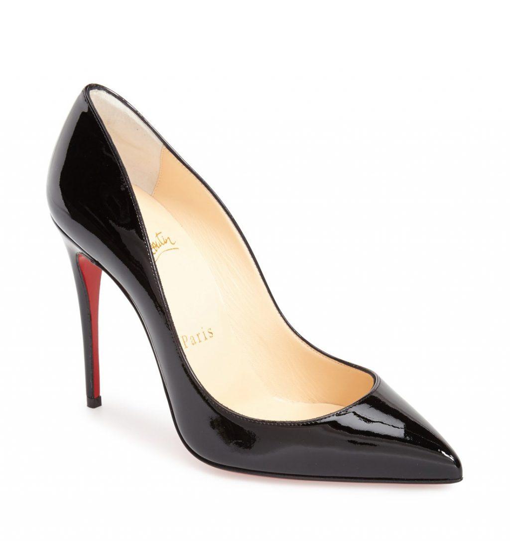 5 kiểu giày thời trang ứng dụng cao mà nàng nào cũng phải có: Giày cao gót.