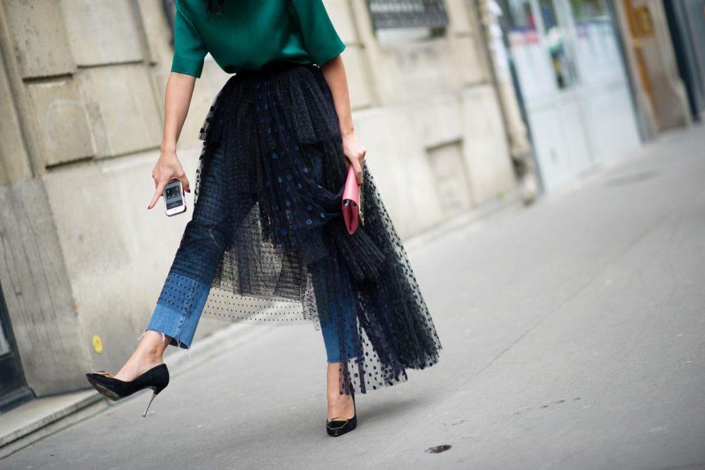 5 kiểu giày thời trang ứng dụng cao mà nàng nào cũng phải có 12