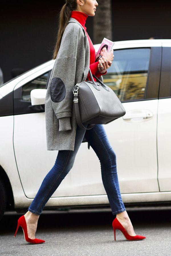 5 kiểu giày thời trang ứng dụng cao mà nàng nào cũng phải có 15