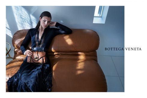 Hình ảnh trong BST thời trang Xuân-Hè 2017 của thương hiệu Bottega