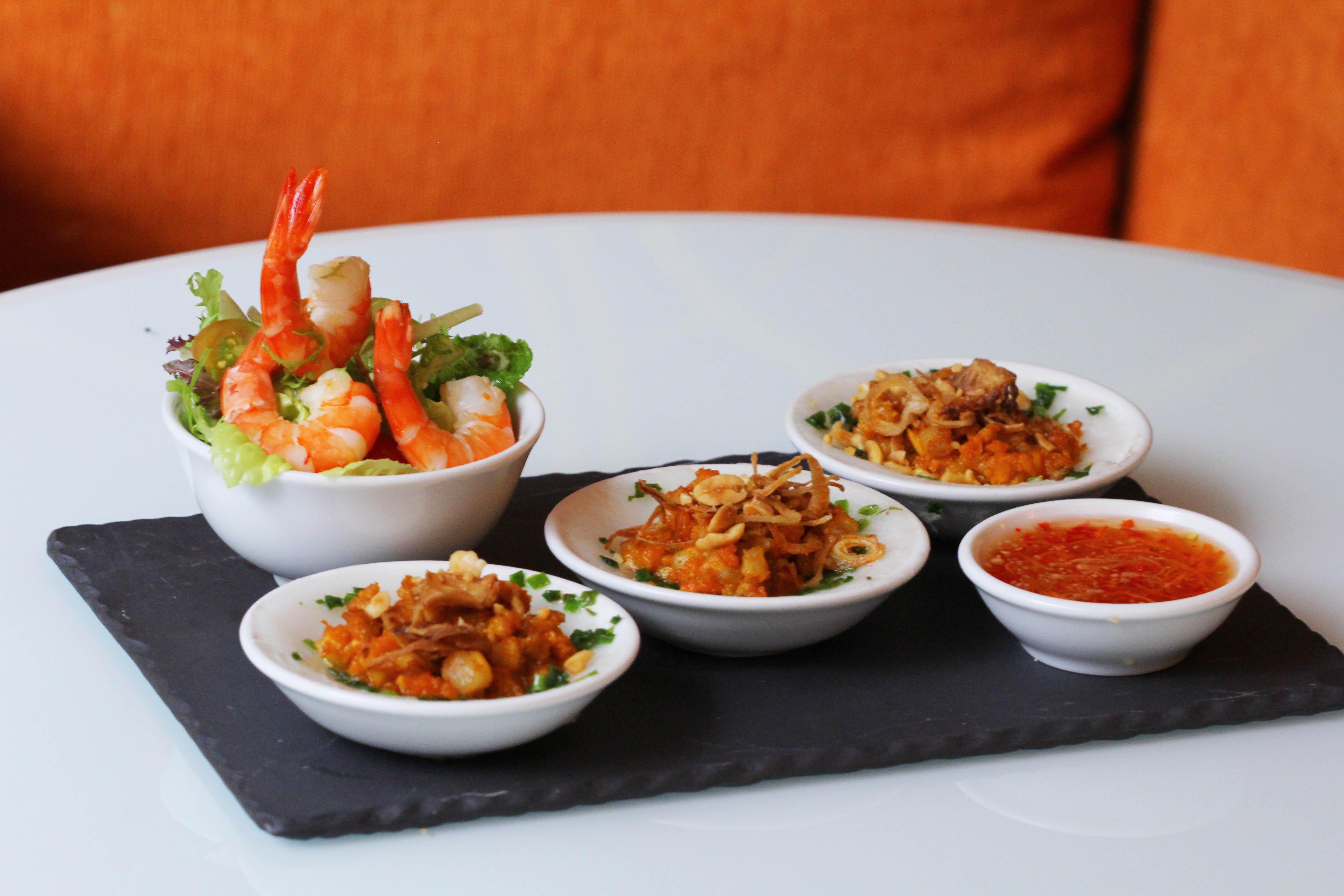Sheraton Saigon - ẩm thực Tết sepecial menu - elle vietnam 10