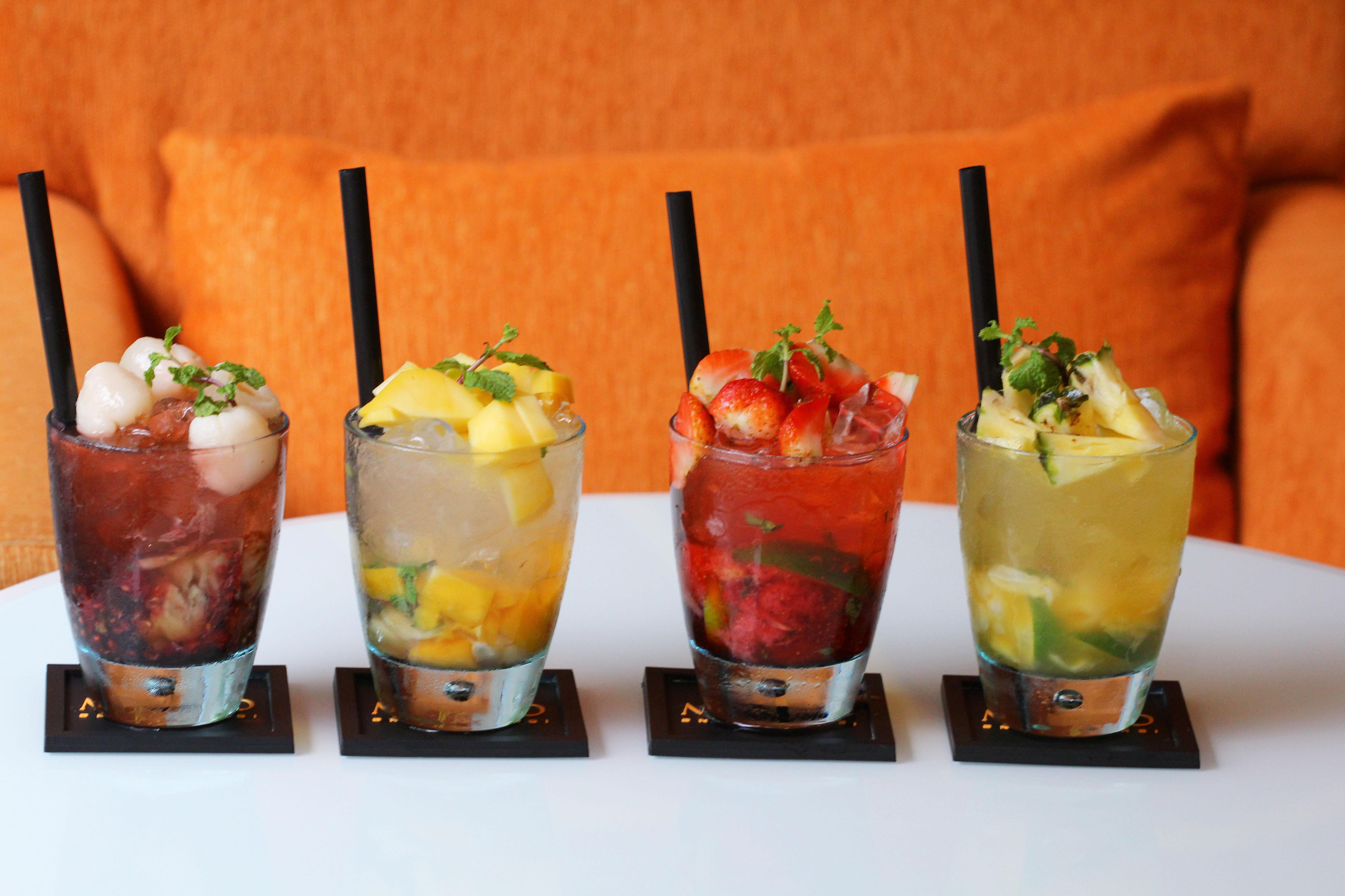 Sheraton Saigon - ẩm thực Tết sepecial menu - elle vietnam 11