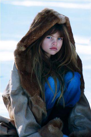 8 người mẫu nhí tiềm năng trong làng mẫu thế giới