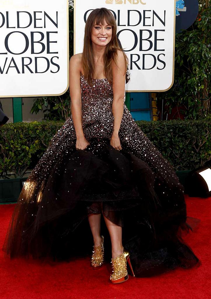 Phong cách thời trang của nữ diễn viên ăn chay gợi cảm Olivia Wilde