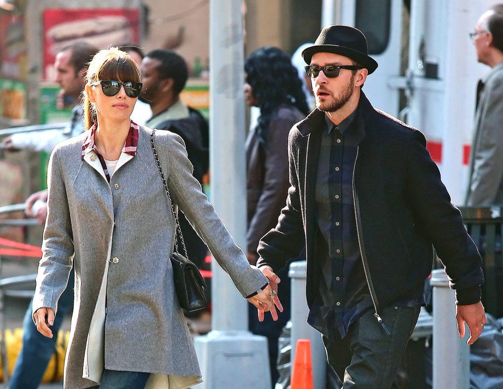 Jessica Biel và Justin Timberlake