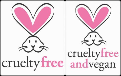 mỹ phẩm, logo cruelty-free - elle