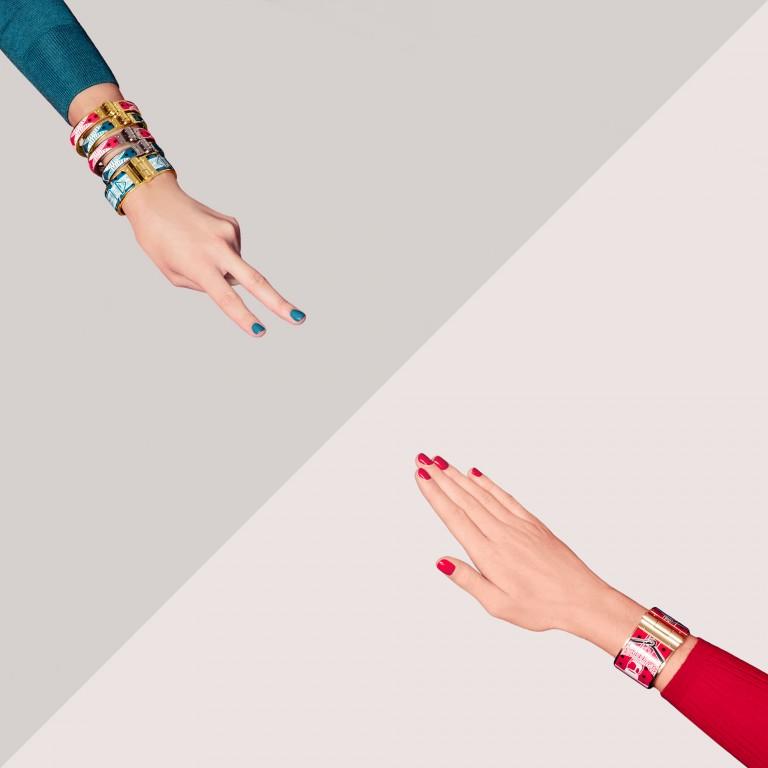 Hermes - Jalouse - the Bracelets Charnie - elle vietnam