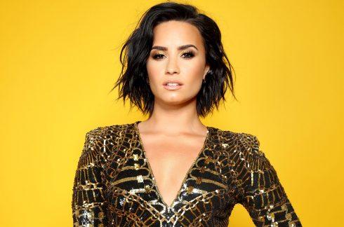 Sao nữ trưởng thành tử Disney Demi Lovato.