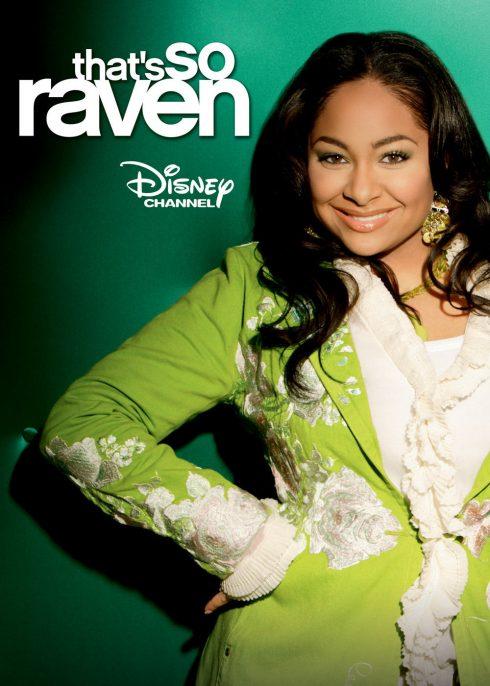 Sao nữ trưởng thành tử Disney Raven Symone.