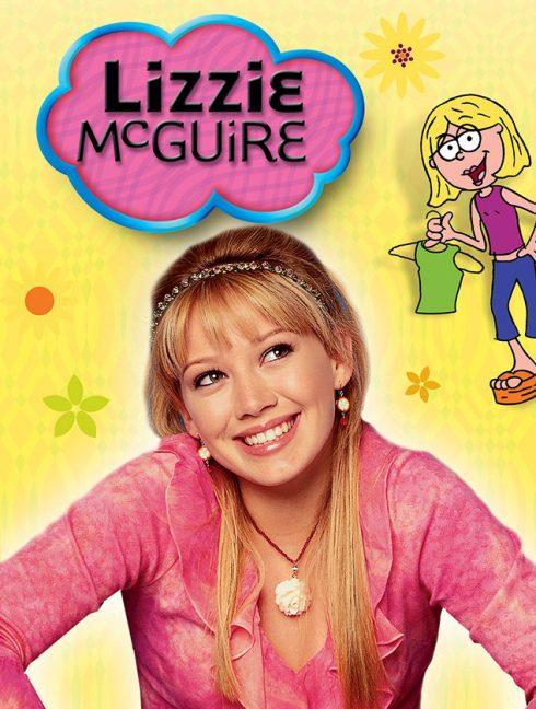 Sao nữ trưởng thành tử Disney Hilary Duff.