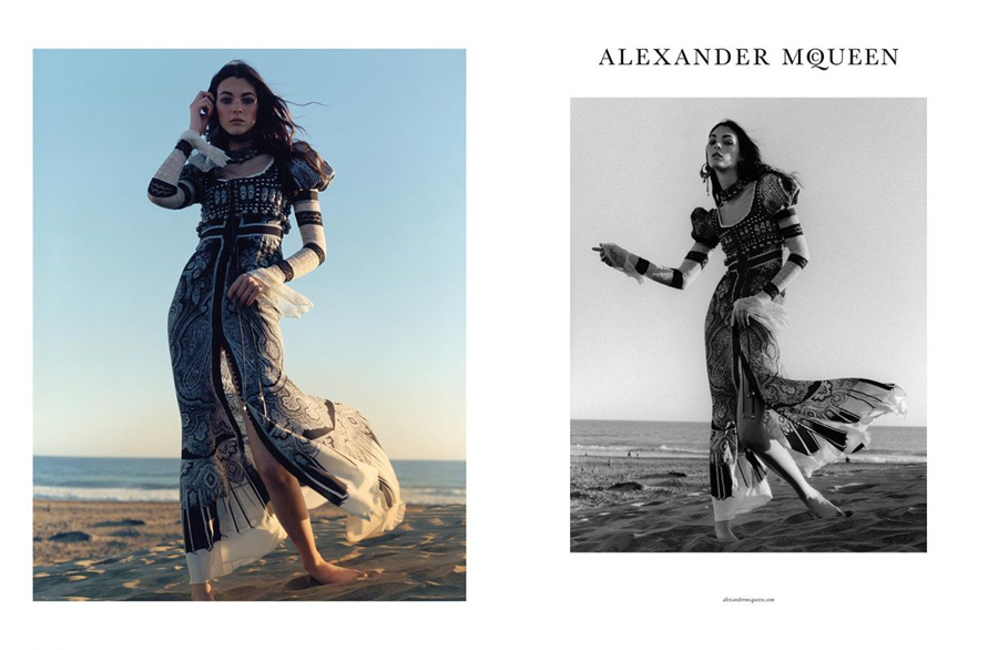 thế giới thời trang - Alexander McQueen 2 - elle vietnam