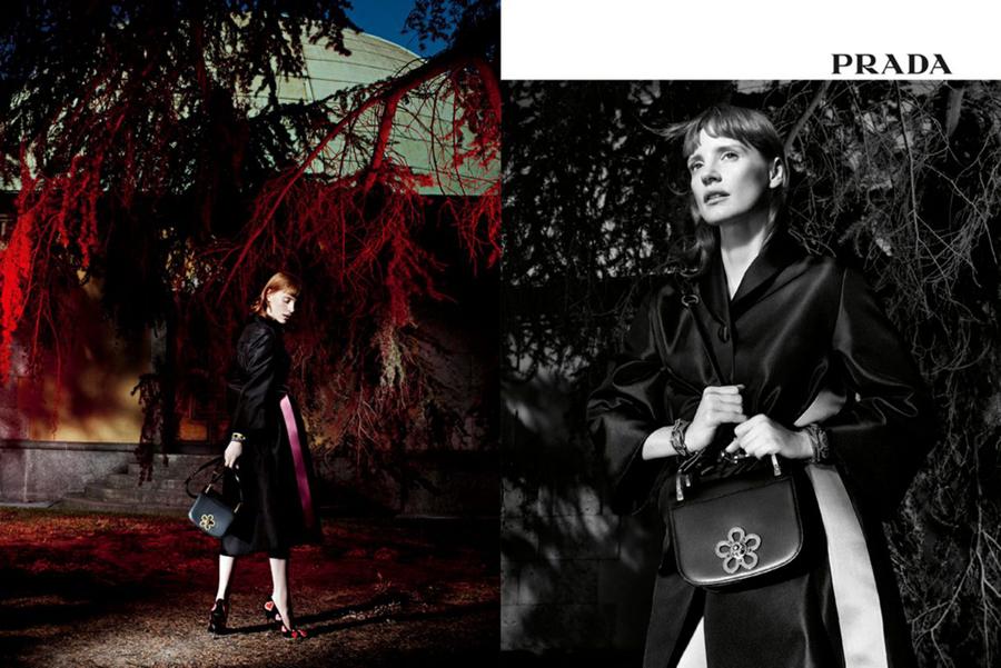 thế giới thời trang - Prada 3 - elle vietnam