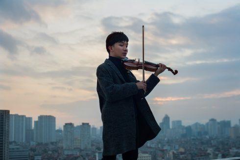 Hoàng Rob Giọng violin đương thời phá cách 1