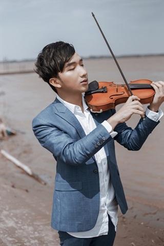 Hoàng Rob - Nghệ sĩ violin với giọng đàn đương thời phá cách