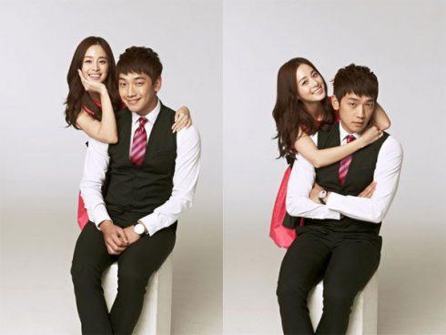 Chuyện tình Bi Rain và Kim Tae Hee - 01