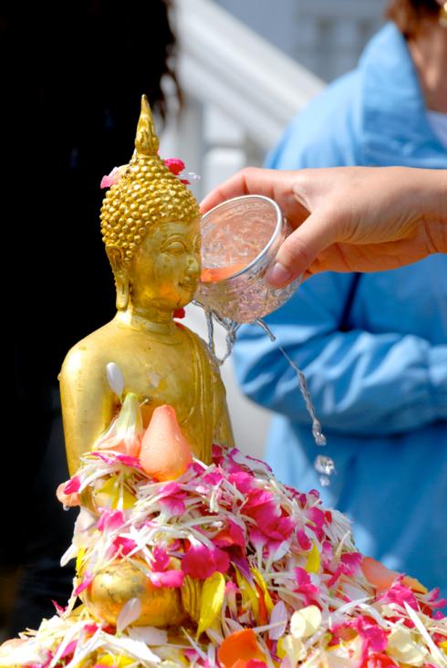 Tết cổ truyền ở Thái Lan 1