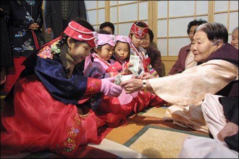 Tết cổ truyền ở Hàn Quốc 4