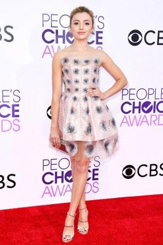 16 ngôi sao mặc đẹp nhất tại People's Choice Award