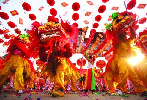 Tết cổ truyền ở Trung Quốc 1