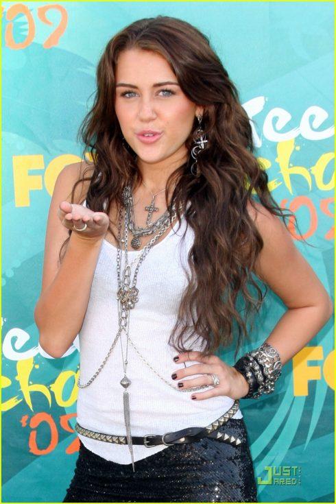 Hình ảnh Miley Cyrus năm 2009
