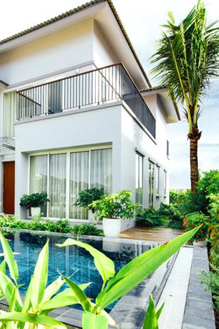 Novotel Phu Quoc Resort khai trương 96 biệt thự cao cấp