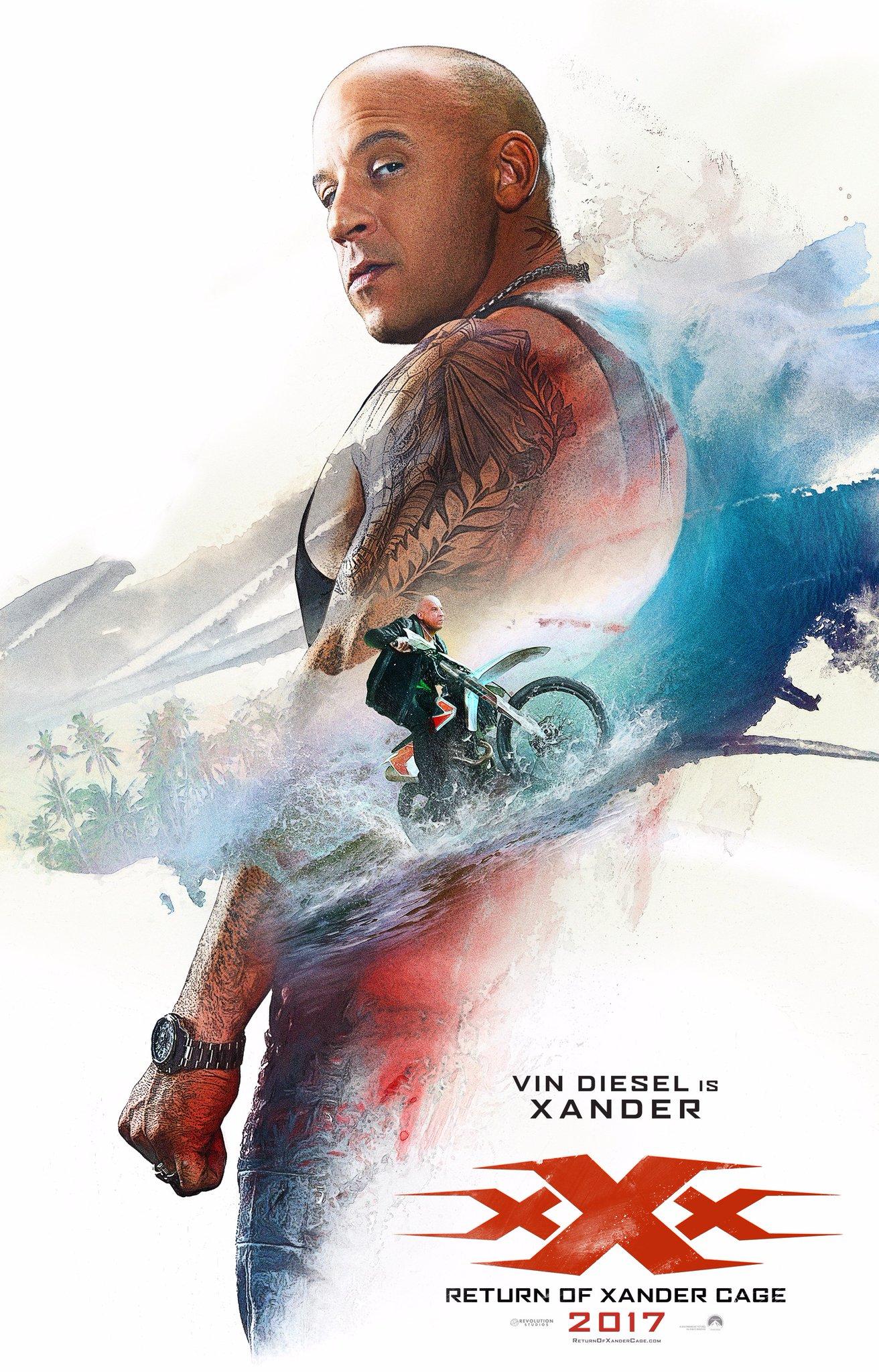 phim chiếu rạp Paramount - XXX - elle vietnam