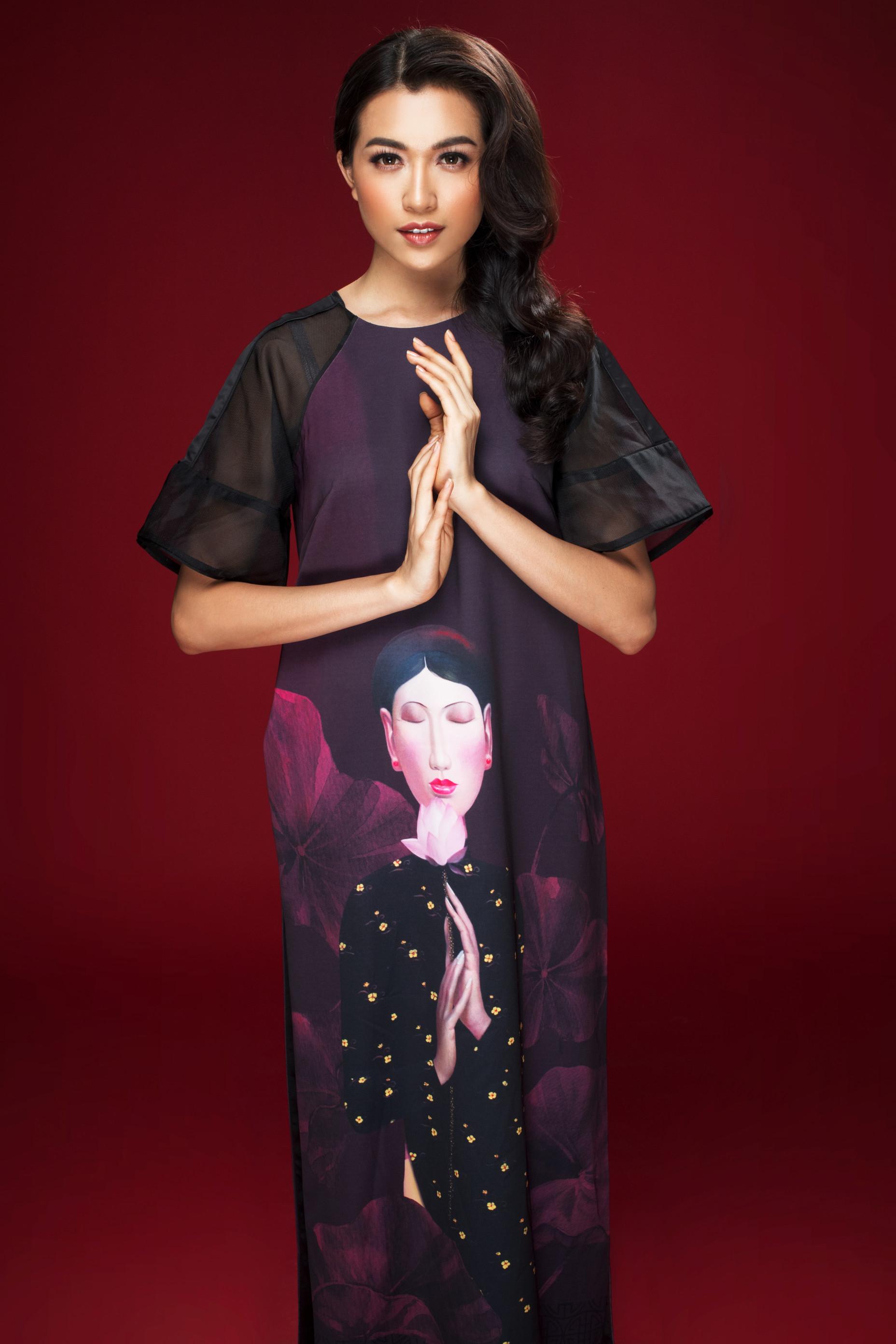 Lệ Hằng Miss Universe - elle vietnam 10